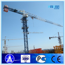 10t Topless Tower Crane (2t-16t, CE Certification)
