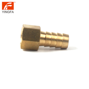66111-68 Brass Pipe Adaptor / Adapter Straight Reducer/Reducing Coupling
