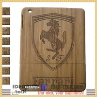 Hign end new technology WOODEN CASE FOR IPAD