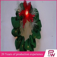 hottest products on the market lighted outdoor christmas wreaths
