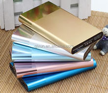 rohs portable charger usb power bank 10000mah