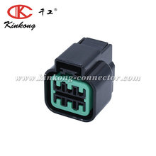 kinkong 6 pin car electrical female plug Waterproof Auto connector with terminal for KUM KET