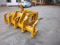 construction equipment best quality 140k dozer ripper with five shanks