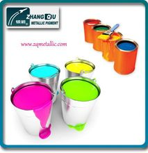 good hiding ability non-leafing aluminum paste for waterborne ink