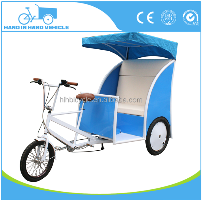 3 wheels mini sightseeing car electric rickshaw electric passenger vehicle with low price