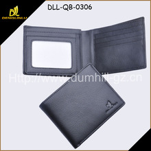 Casual pu leather rfid wallet men at cheap price