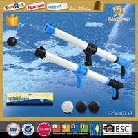 New toy for summer water bullet gun with 6pcs eva ball