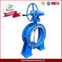 Resilient Seated Ptfe Butterfly Valve Tomoe