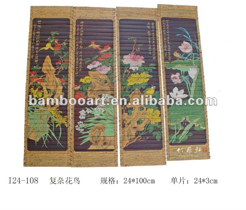 bamboo home decoration