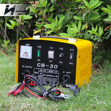 Factory best price mini portable lead acid 220v car battery charger
