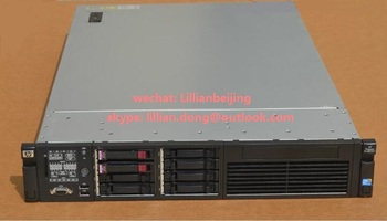 2.5 inch used server H.P. ProLiant DL380G7 used server case chassis