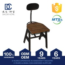 Professional Factory Supply Premium Quality 100% Handmade B Side Chair Home Furniture