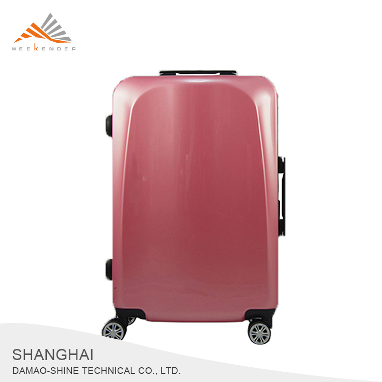 alibaba china supplier new product ABS PC trolley luggage set