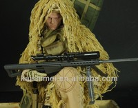 12 '' wax level desert sniper soldier