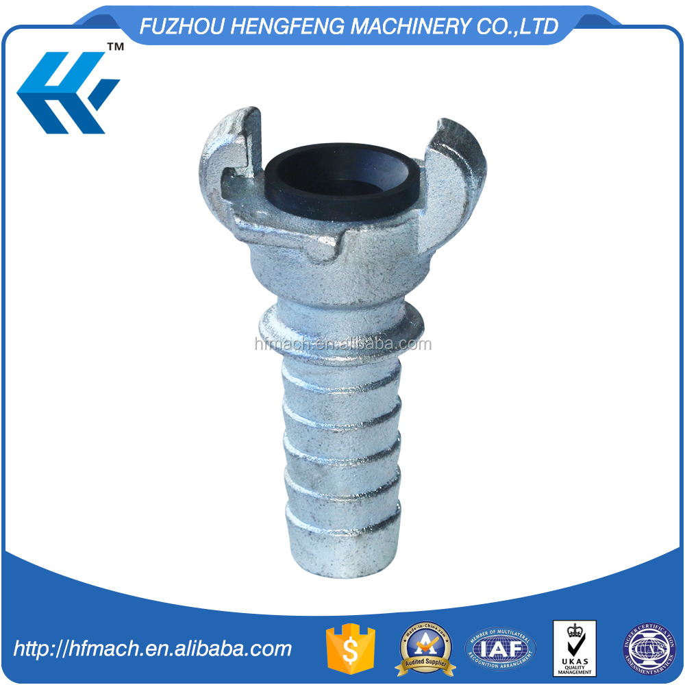 Hot sale competitive Universal air hose coupling chicago coupling drawing