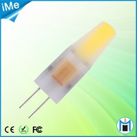 360 degree cob led g4 led bulb 1.5w