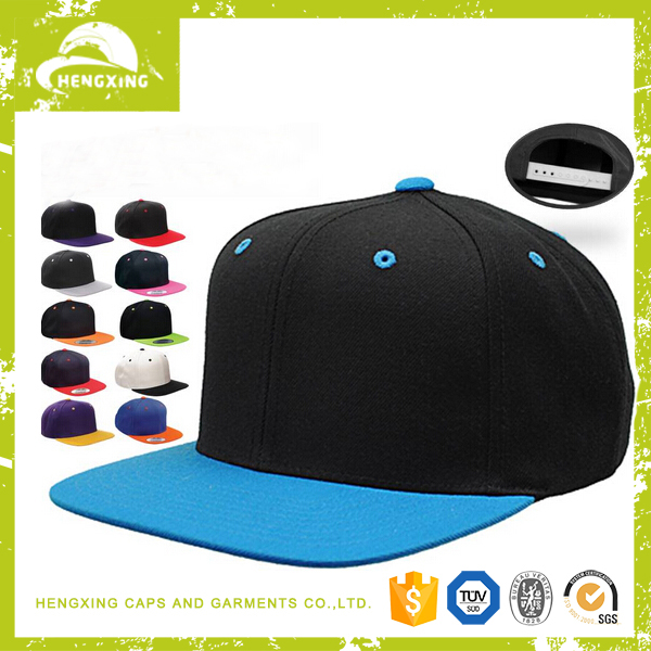 wholesale hip hop caps/ import factory custom snap back hat