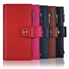 new products leather phone case for samsung galaxy fit s5670