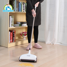 hand push spin broom
