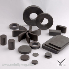 Ferrite Arc Magnet For Motor/Ferrite Magnets Price/Permanent Arc Magnets