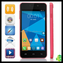 "Professional dg580 8gb rom cellphone 5"" qhd screen andriod 4.2 doogee f2 quad core smart phone smart phone"