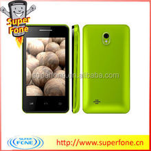 Android Mtk6572 3.5inch low price smart mobile phone