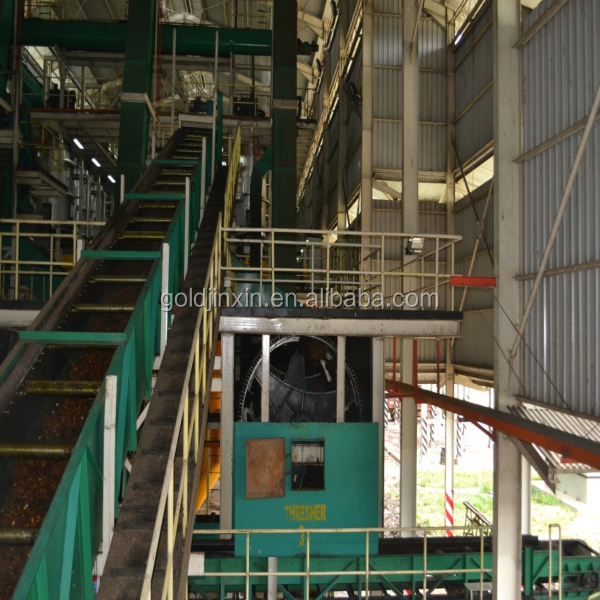 30TPH fresh palm fruit palm oil making machine