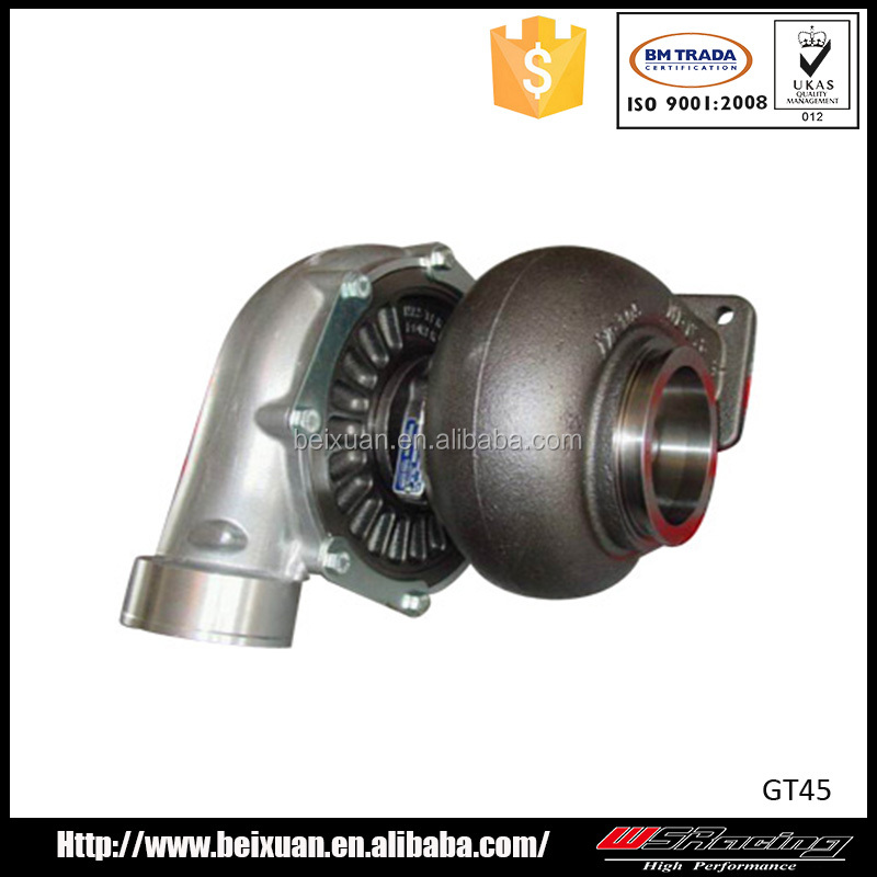 GT45 Diesel turbo turbocharger for Volvo D12 cheap turbo for sale