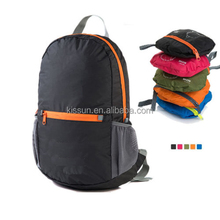 Folding Backpack Outdoor camping hiking backpack knapsack mountaineering bag