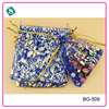 Mixed color Jewelry bags gift new fahsion mesh small DrawString bag for jewelry