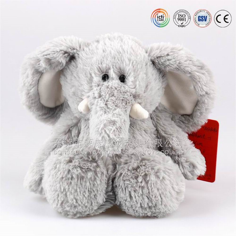 Newest launched grey big elephant stuffed <strong>animal</strong>