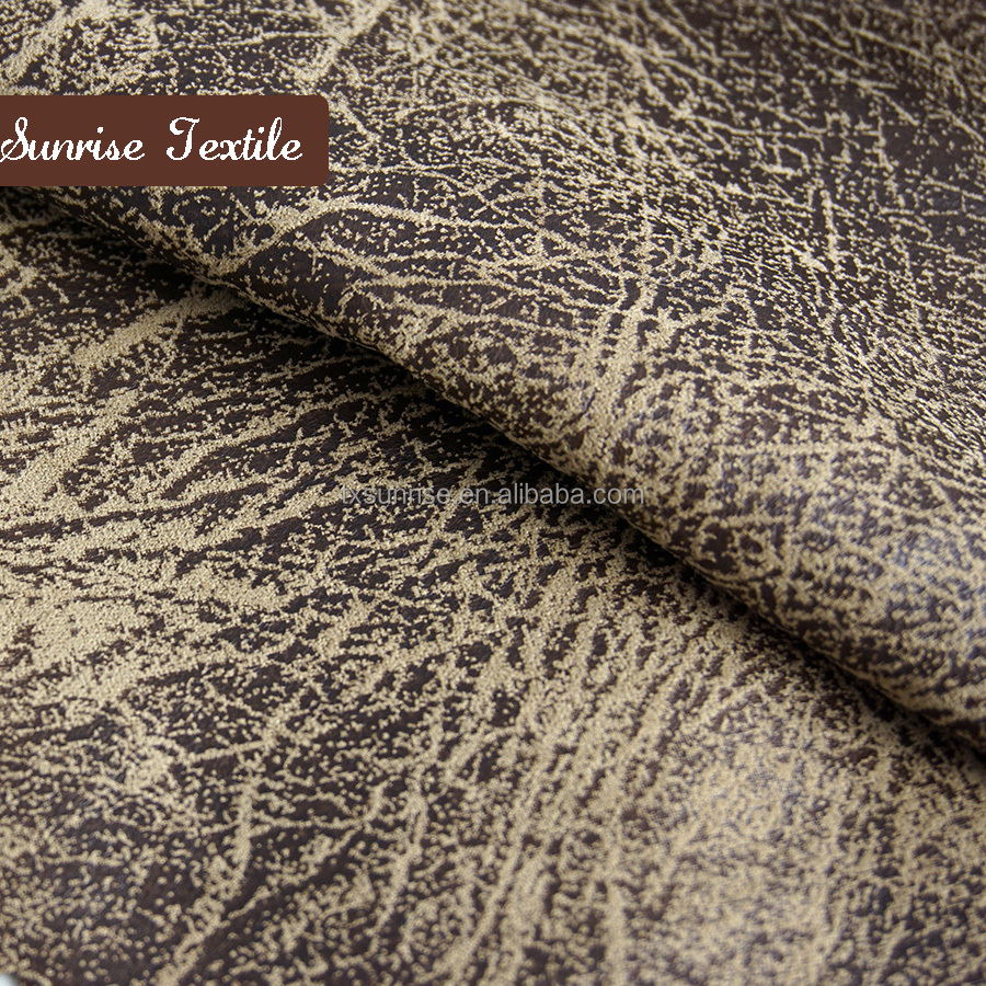 Couch Cover Suede Material, Suede Fabric For Sofa, Bronzed Suede Cloth