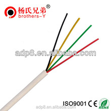 High Performance Fire Resistant Wire Multi-Conductor Alarm Security Cable