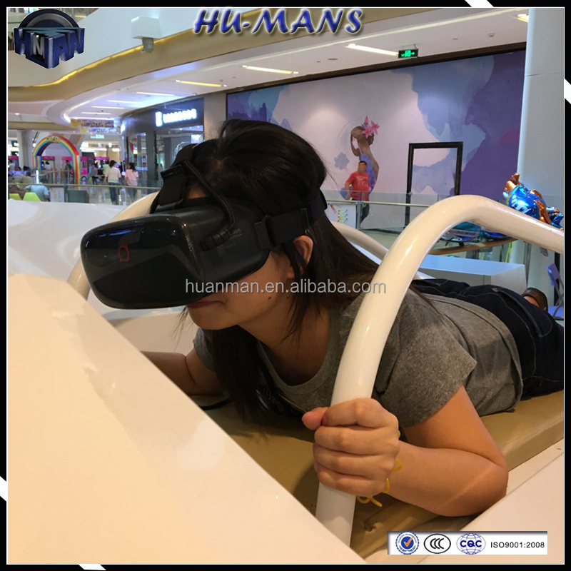 China high quality 3d game machine with virtual reality microsoft flight simulator