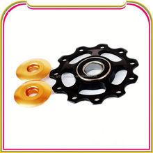 I108 Ceramic Bearing Jockey Wheel for Mountain bicycle with 6 holes