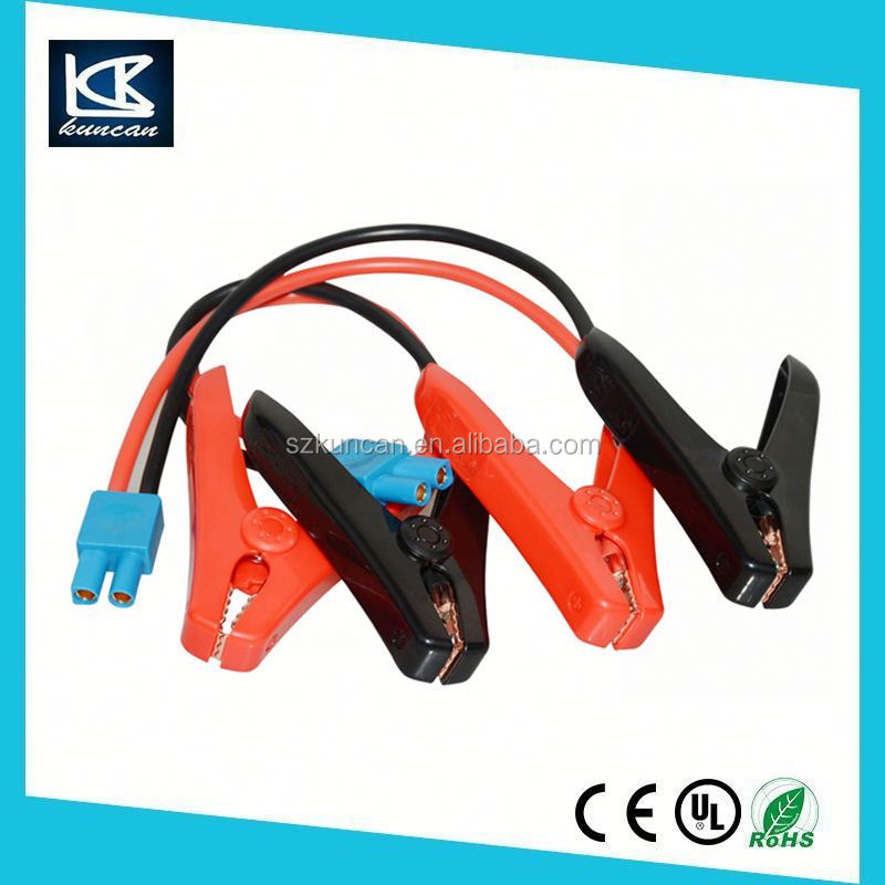 SZKUNCAN EC5 Connector To Crocodile Clip Booster Cables adapters