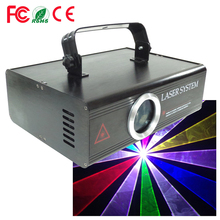 3w rgb high power and efficiency best selling 3w full color animation disco laser light