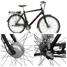 700C big frame commuter city electric bicycle