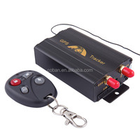 free online navigation gps trackers for vehicle/car --TK-103B with Power and oil cutting off system