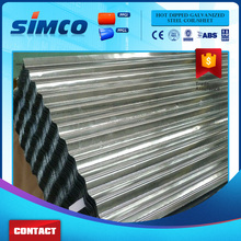 Corrugated sheet,metal roofing /corrugated steel sheet for ship