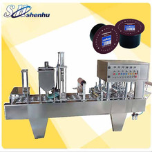 shanghai shenhu kc-4 cafe capsule packing machine