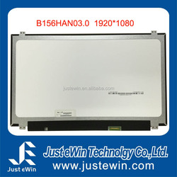 New laptop screen 15.6 1920x1080 WUXGA 1080P laptop screen B156HAN03.0 B156HTN03.8 HB156FH1-301