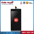 Smart phone replacement lcd for Wiko Pulp 4G white