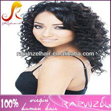 Paypal accepted Cheap indiandeep curl full lace wig