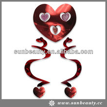 Hot sale valentine's day fashion decorations,wedding decorations