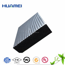 China famous brand huamei aluminum foil backed insulation board