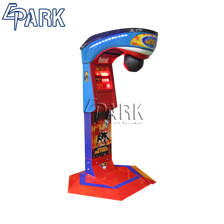 Ultimate big punch EPARK ticket redemption boxing machine