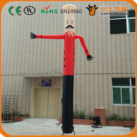 Chef inflatable air dancer,small inflatable air dancer,cheap inflatable air dancer costume