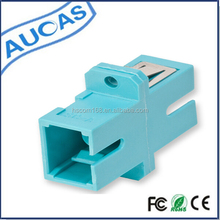 SC fiber optic coupler / single mode simplex adapter / FC SC ST LC attenuator