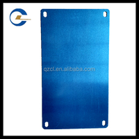 Alibaba trade assurance custom made aluminum stamping parts